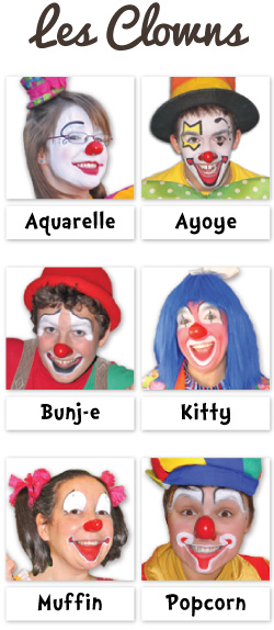 les-clowns
